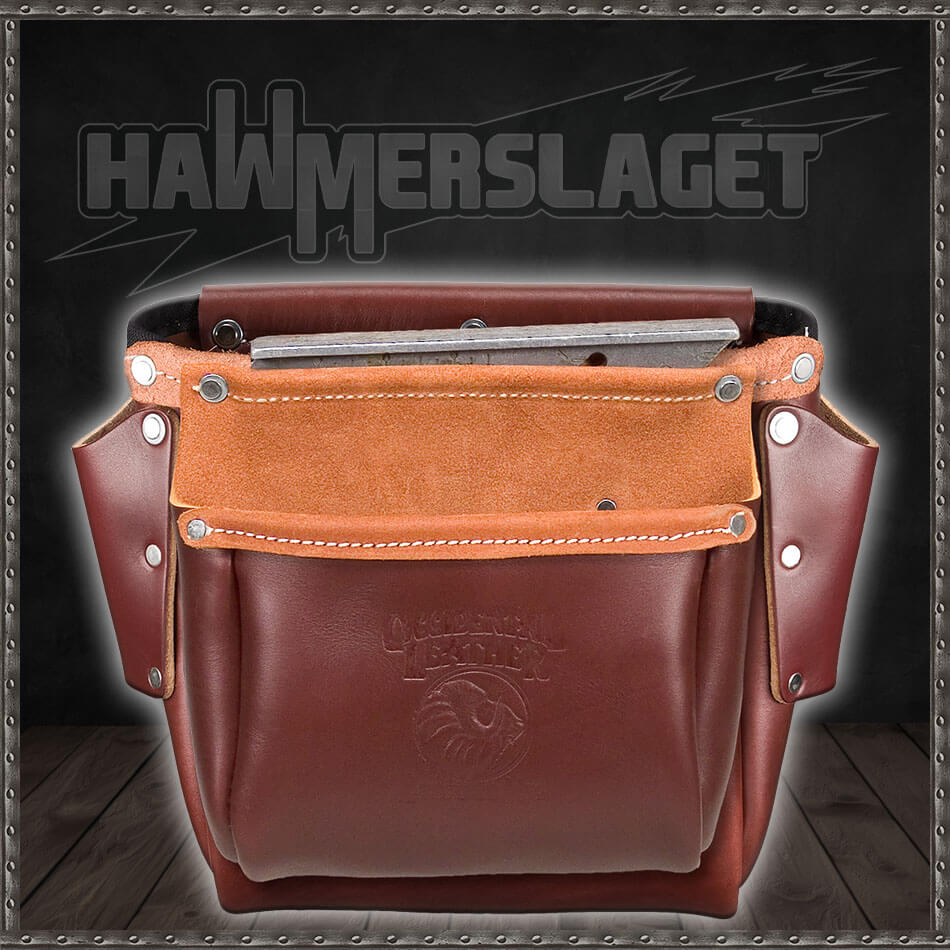 Occidental Leather 9922 – Beltelomme – Festemidler – Lær